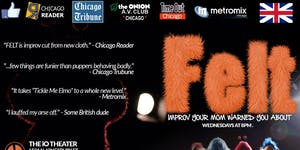 Felt: An Improvised Puppet Show, The Harold Team Mortal Enemies