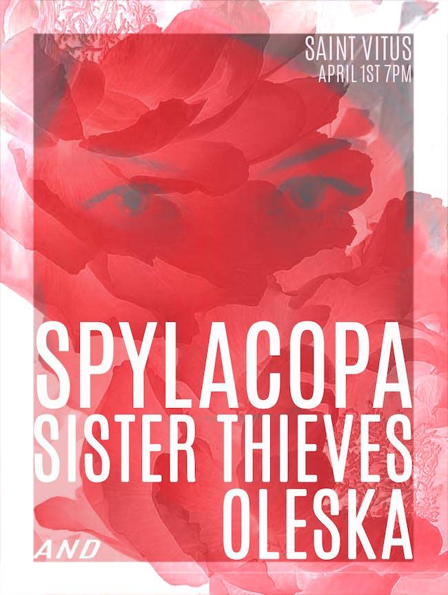 Spylacopa, Sister Thieves, Cherisher