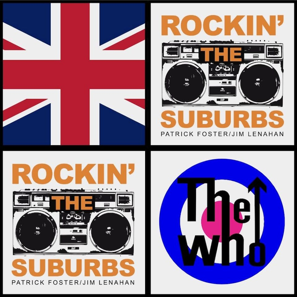 Live Podcast - Rockin' The Suburbs: Who's Best
