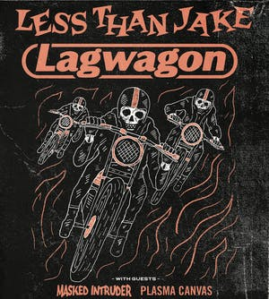 Less Than Jake and Lagwagon - CANCELLED