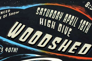 CASEY'S 40TH B-DAY BASH: Woodshed, Hundred Loud, Karmic Unrest, Stoic F.B.