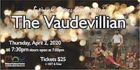 Intimate Concert Series: The Vaudevillian