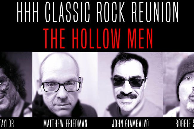 [CANCELLED] The Hollow Men