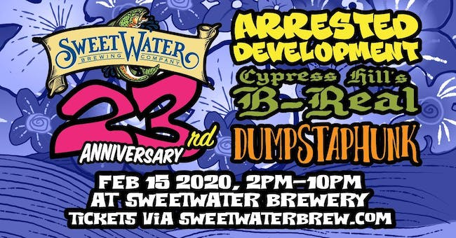 Arrested Development, B-Real of Cypress Hill, Dumpstaphunk