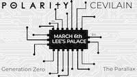 Polarity, CEVILAIN, The Parallax, Generation Zero