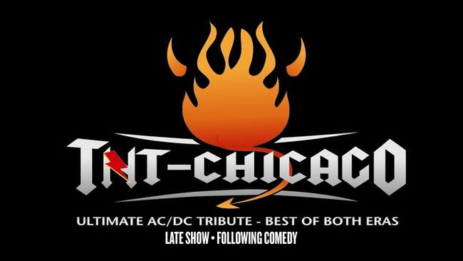TNT  AC/DC Tribute at Brauer House After Laughs in Lombard