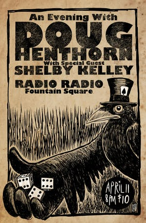 Doug Henthorn Band with Shelby Kelley