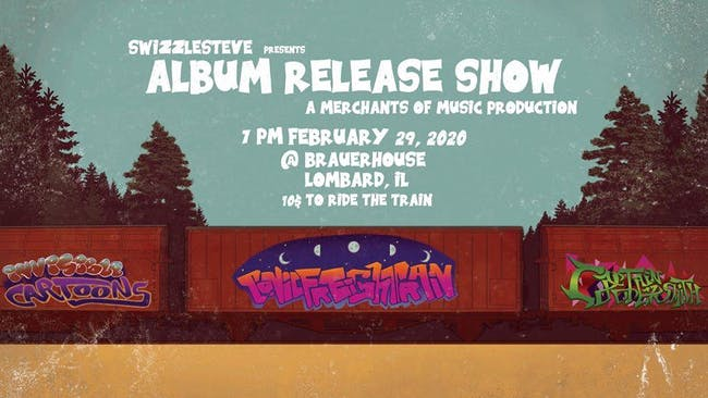 Tonic Freight Train Album Release Party