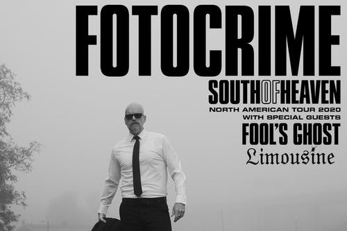 Fotocrime with Fool's Ghost and Limousine