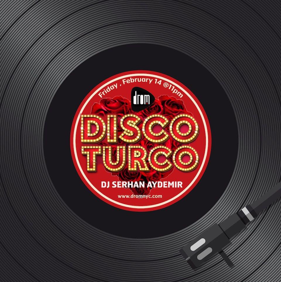 Disco Turco: Live music by Emre Yilmaz and Ahu Gural