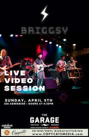 Briggsy - Live Video Session