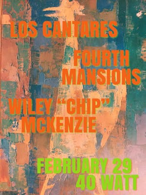 """Los Cantares - Fourth Mansions -  Wiley """"Chip"""" McKenzie"""