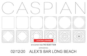 Caspian (at ALEX'S BAR in Long Beach)