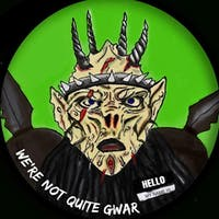 HELL-O WE'RE NOT QUITE GWAR w/ SH*THOLE