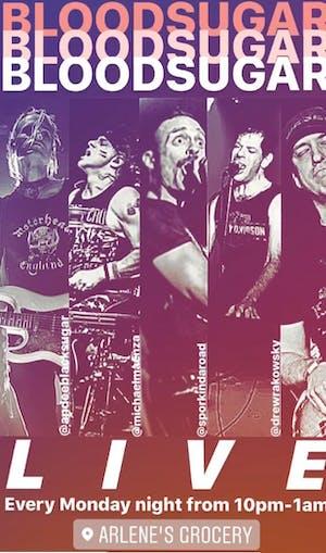 BloodSugar Live Band Karaoke