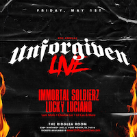 4th Annual Unforgiven Live at the Ridglea Room