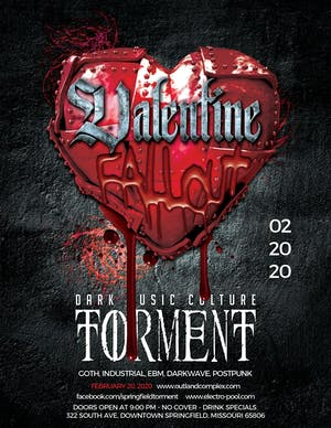 Torment's Valentine Fallout 2/20/20