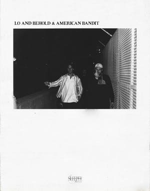 Lo and Behold w/ American Bandit