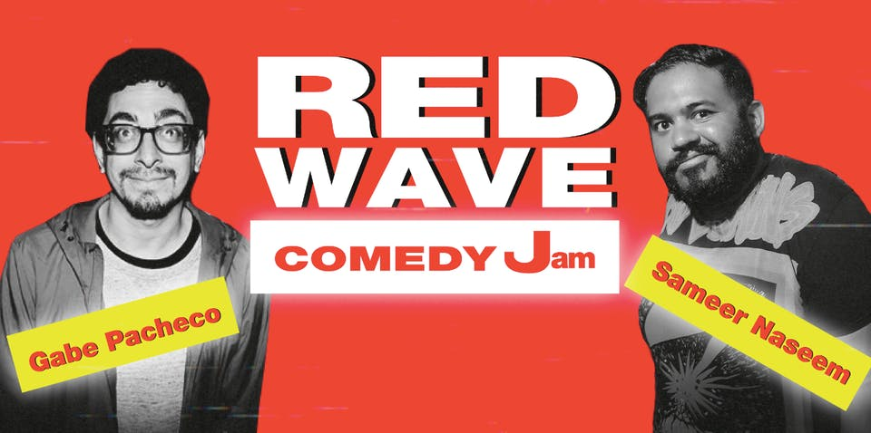 Red Wave Comedy Jam