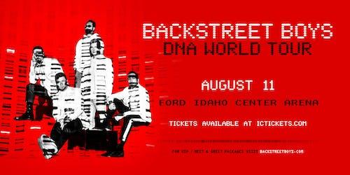 Backstreet Boys DNA Tour 2020
