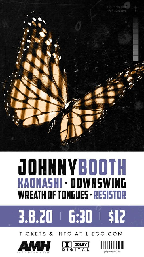 Johnny Booth