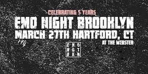 EMO NIGHT BROOKLYN: HARTFORD, CT