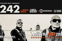 Front 242 with special guests Curse Mackey + IIOIOIOII