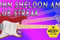 John Sheldon & Blue Streak: The BeeFest Ball