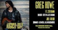 Greg Howe ft. Stu Hamm + Joel Taylor