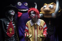 Mac Sabbath, Lord Howler, Lo and Be Told