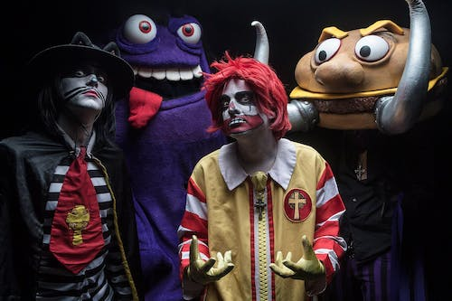 MAC SABBATH, Lord Howler, Low and be Told
