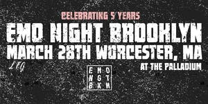 EMO NIGHT BROOKLYN: WORCESTER, MA