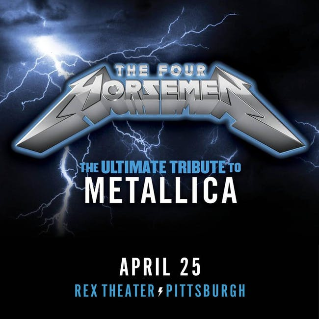 The Four Horsemen - A Tribute to Metallica