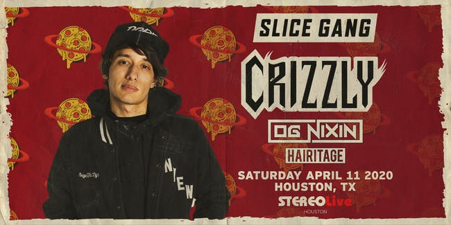 Crizzly - Stereo Live Houston