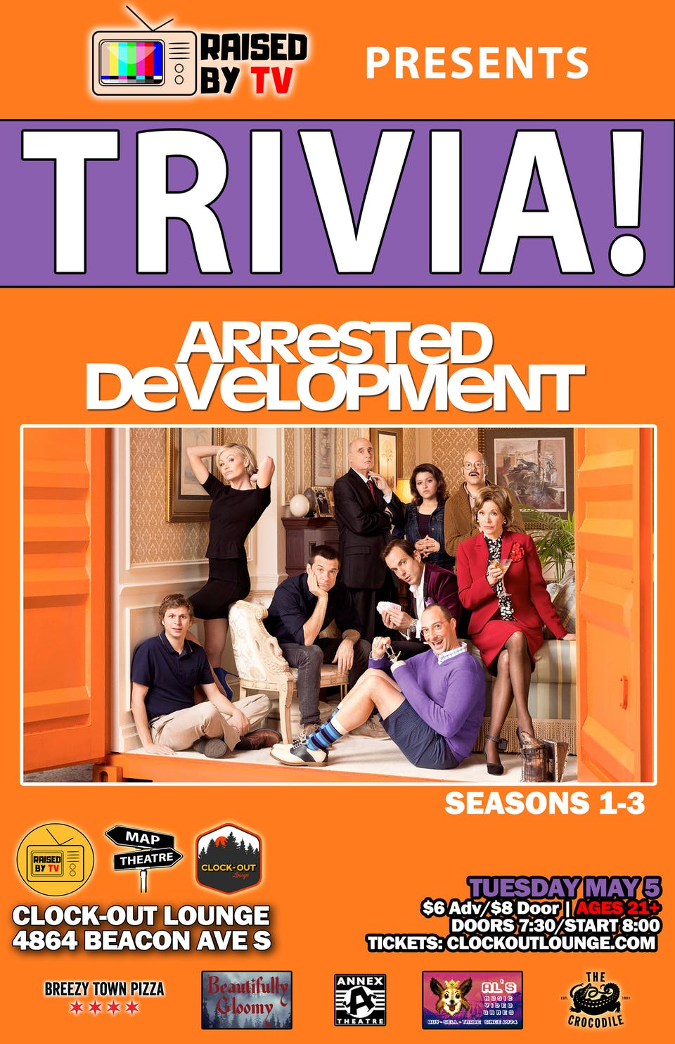 Arrested Development Trivia