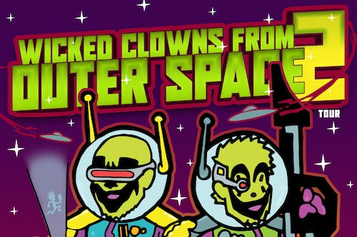 Insane Clown Posse- NEW DATE