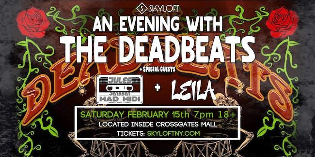 An Evening with The Deadbeats & Friends