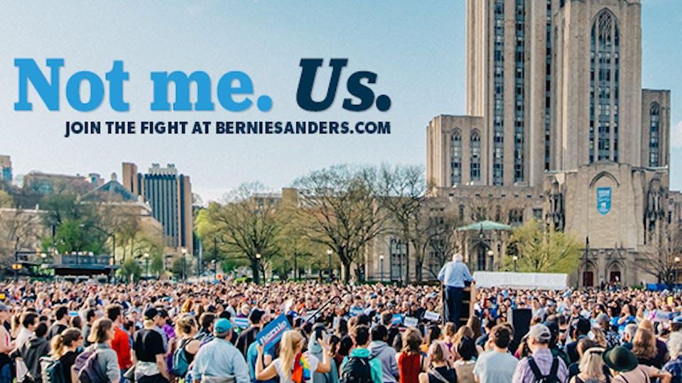 Bernie 2020 Debate Watch