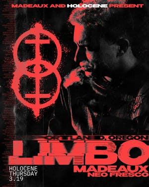 LIMBO Dance Party: Madeaux, Neo Fresco