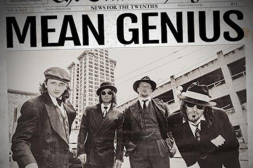 Mean Genius (Featuring members of Windowpane & Ten Miles Wide)