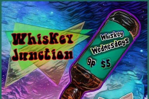 Vibe Corp Whiskey Wednesdays Residency