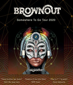 Brownout Album Release Party