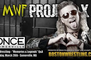POSTPONED MWF Project X:  Loose Cannons (Wrestling Event)