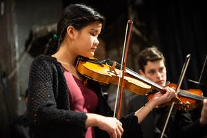 SR Symphony Young People's Chamber Orchestra: Through the Looking Glass