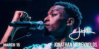 Jonathan McReynolds: Night 3