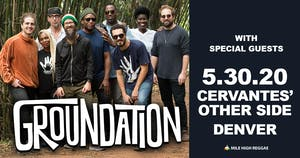 Groundation w/ Special Guests