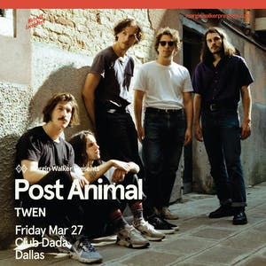 Post Animal • TWEN