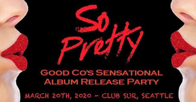 Good Co Album Release!