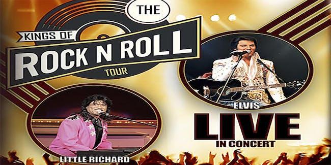 Brock Live presents: Kings of Rock