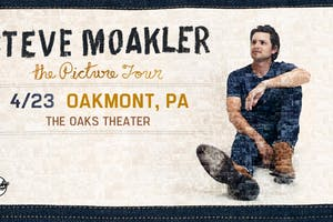 """Steve Moakler's """"The Picture"""" Tour"""
